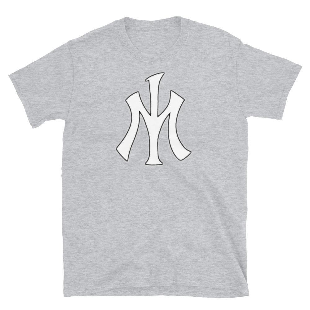 *1 Young Micah* Custom T Shirt - Sport Grey / 2XL