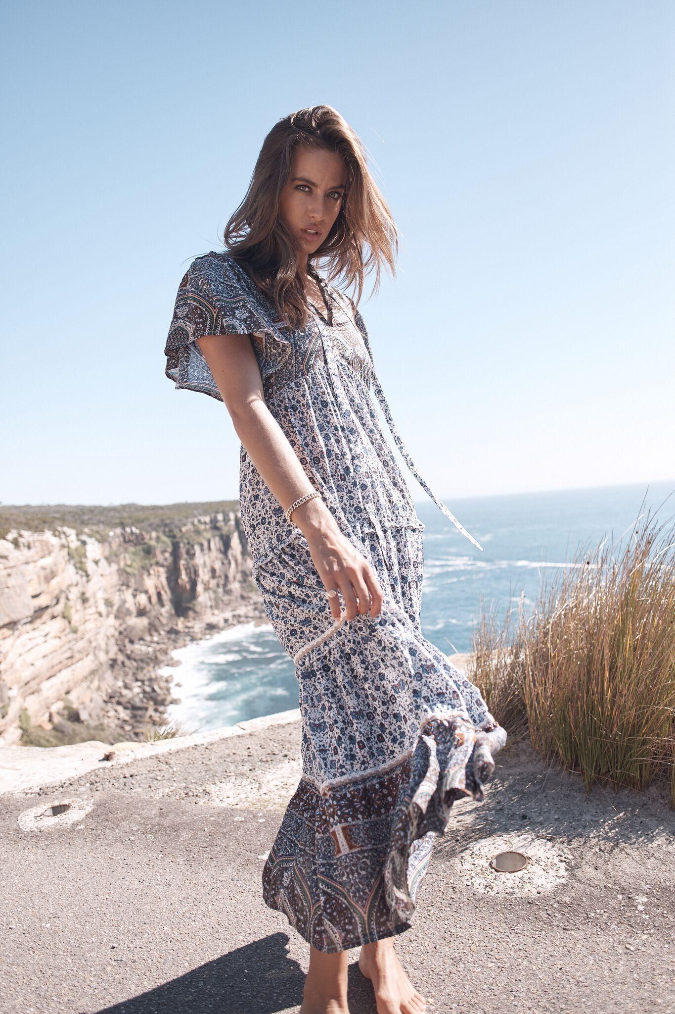 ab417b6df Jaase La Maison Lima Dress | Boho & Gypsy Dresses in 2019 | Dresses ...