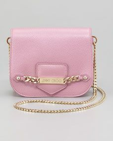 3ab85cea5f Shadow Metallic Crossbody Bag, Peony | Arm Candy | Jimmy choo, Bags ...
