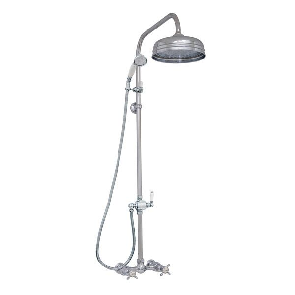 Perrin Rowe Classic Shower 12a Shower Heads Water Saving