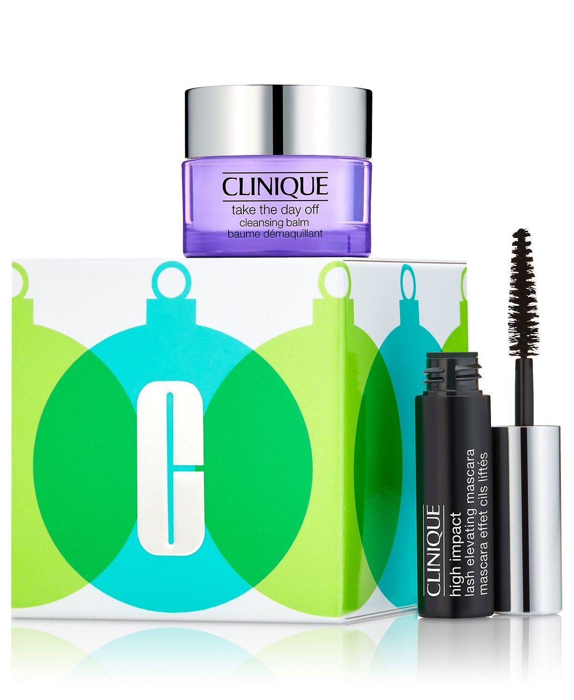 Clinique 2pc beauty bauble gift set makeup beauty