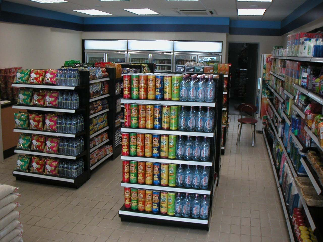 Convenience Store Shelving Compact Shelving For Small Store Space