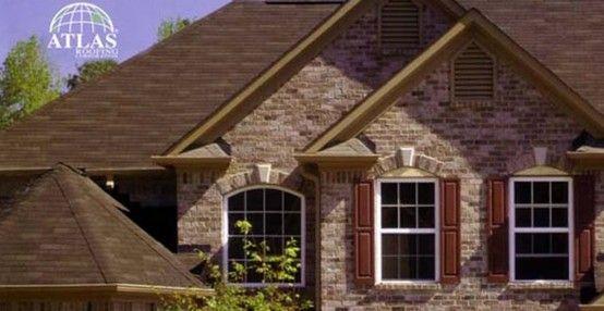 Best Glassmaster® 3 Tab Roofing Shingles Burnt Sienna Metal 400 x 300