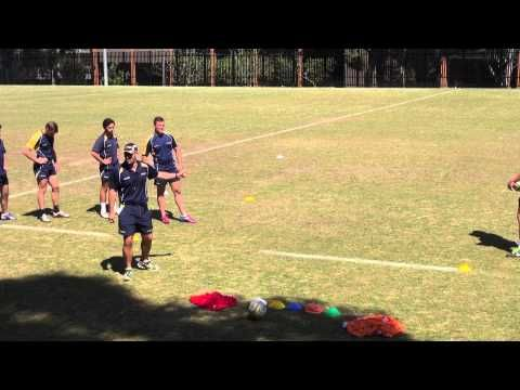 1v1 Track Tackle Youtube Rugby Drills Rugby Training Tackle