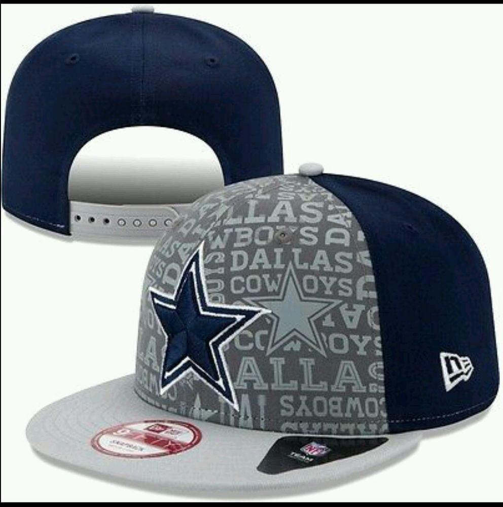 1543ee193 New Era® Dallas Cowboys Reflective 2014 NFL® Draft 9Fifty Snapback ...
