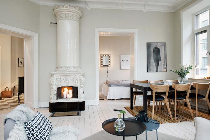 1001 + idées en images pour la déco salon salle à manger | Deco moderne salon, Comment décorer ...