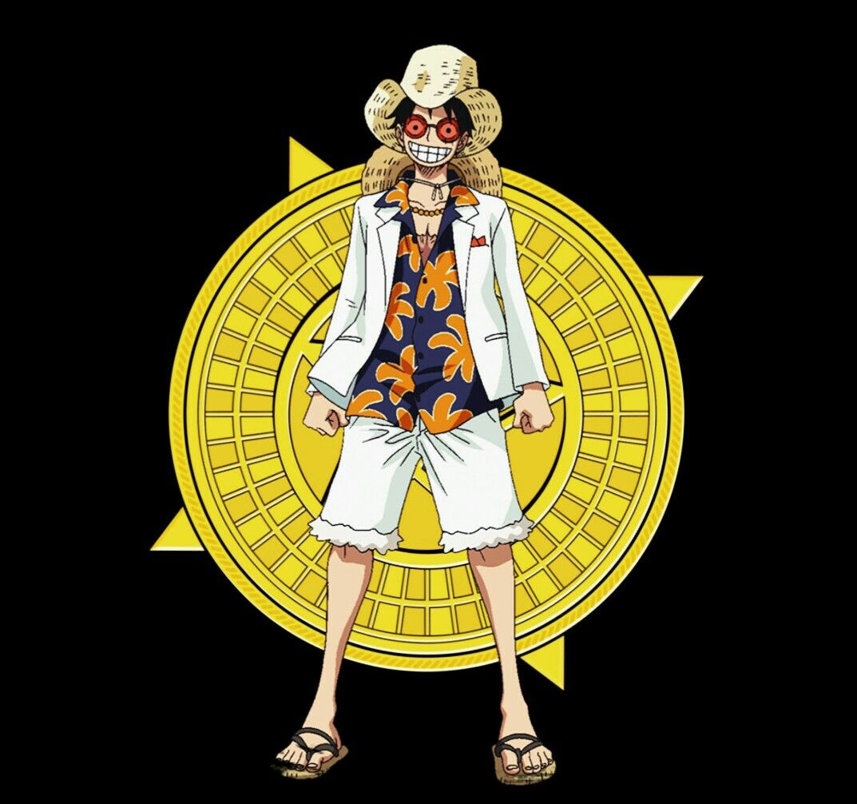 Monkey D. Luffy || One Piece Movie Gold™