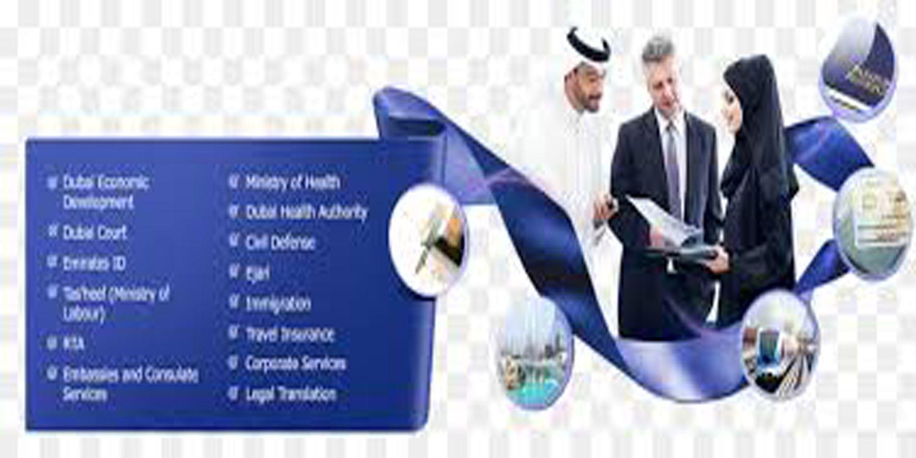 Translation in Dubai provide a wide spectrum of services