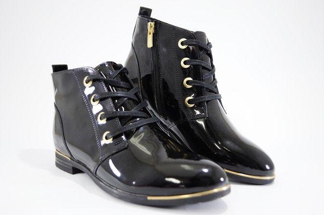 Lanqier Botki Lakierowane Skora R 36 40 5656138340 Oficjalne Archiwum Allegro Boots Combat Boots Dr Martens Boots