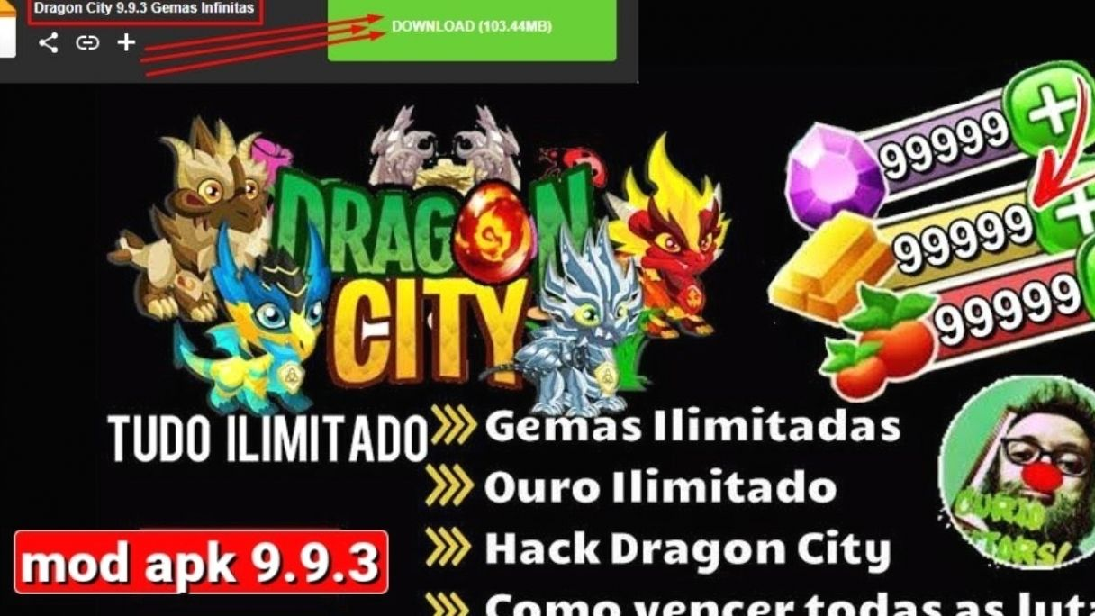 Atualizado Dragon City Apk Mod Tudo Infinito 9 9 3 In 2021 Dragon City City Hacks Dragon