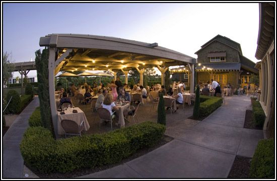 The Restaurant At Ponte Winery A Top 50 Restaurant For