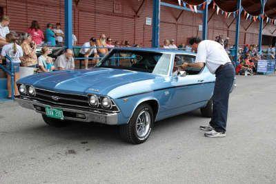 2014 rave car show Rutland Vermont