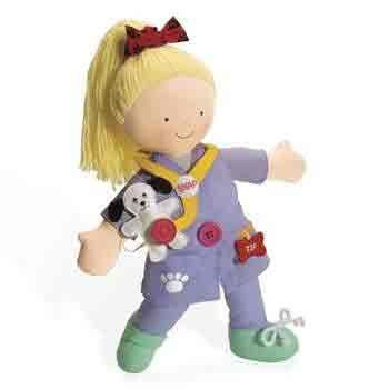 Pet Doctor Dress Me Doll Read More At The Image Link