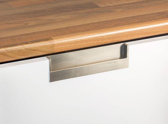 integrated handle kitchen - Google Search | ديكور | Pinterest ...