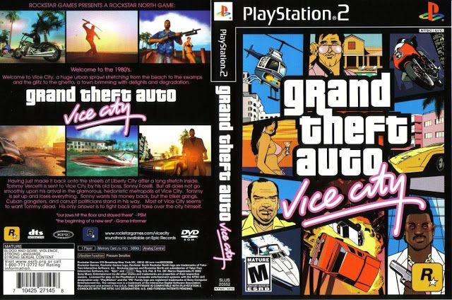 Grand Theft Auto Vice City Grand Theft Auto Gta Pc Games Download