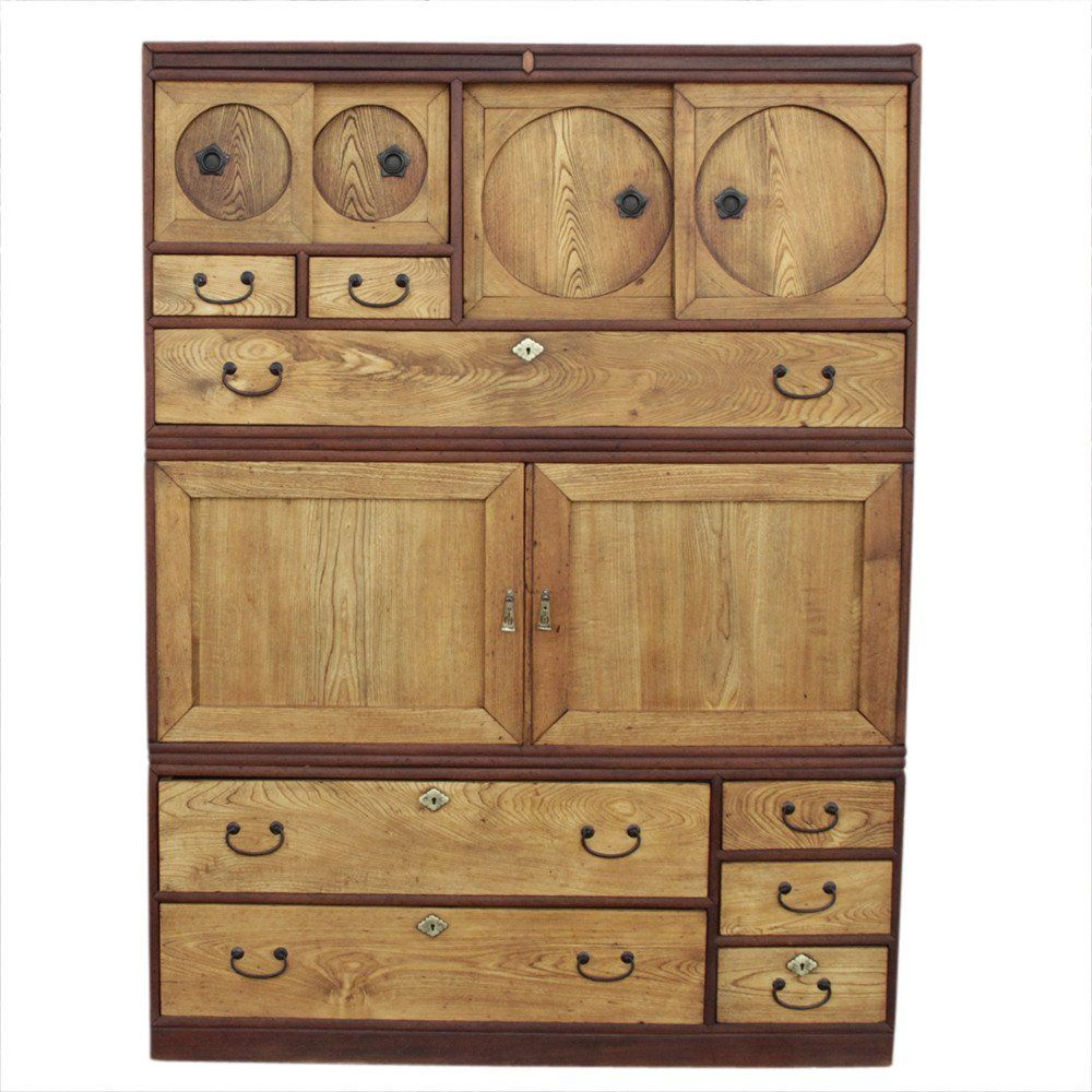 19th Century Japanese Tansu Cabinet | De-cor Furniture | Pinterest ...