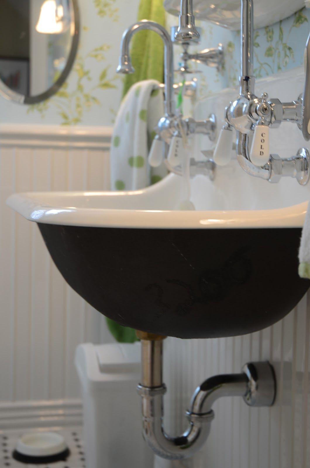 Sophisticated Single Faucet Trough Sink Gallery - Exterior ideas 3D ...