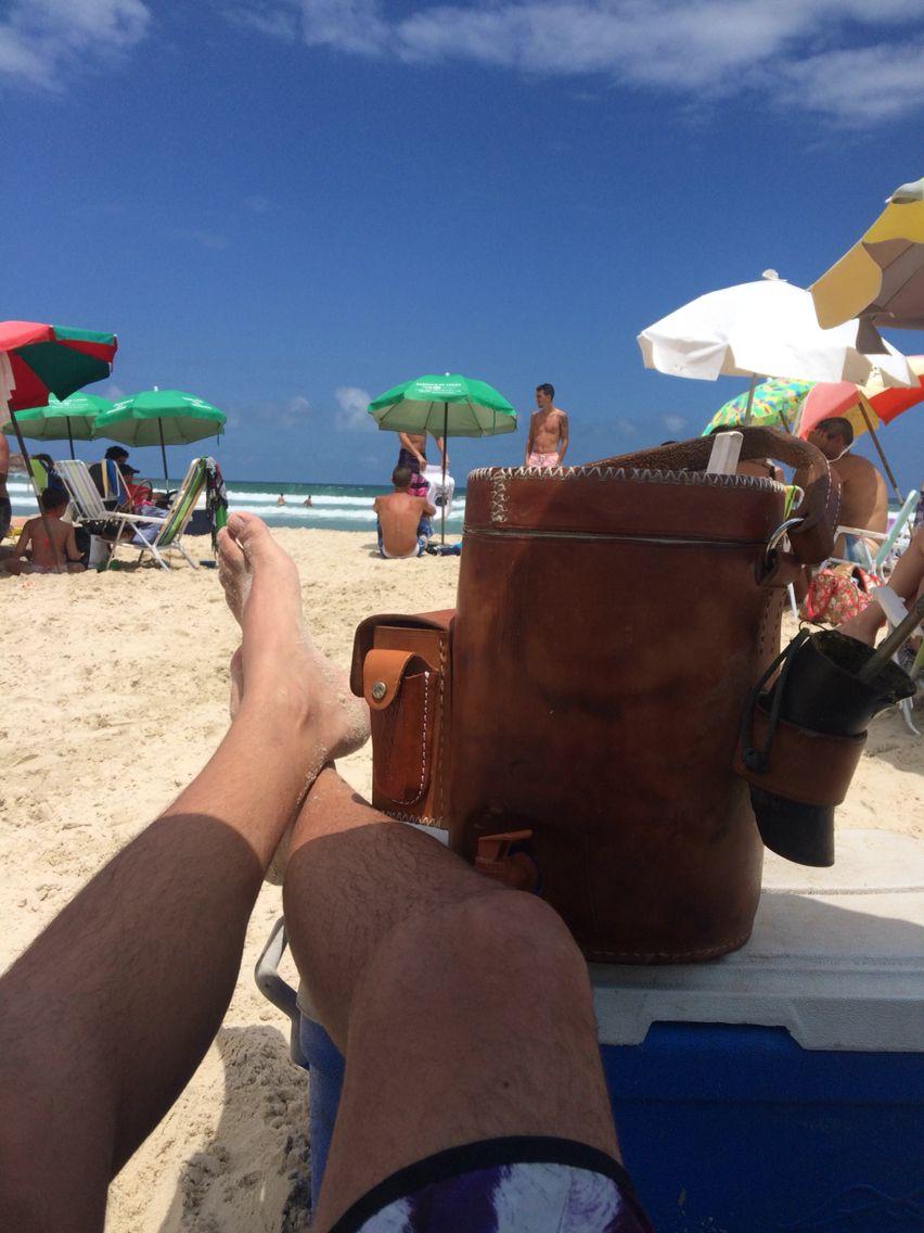 Parceiro da areia!