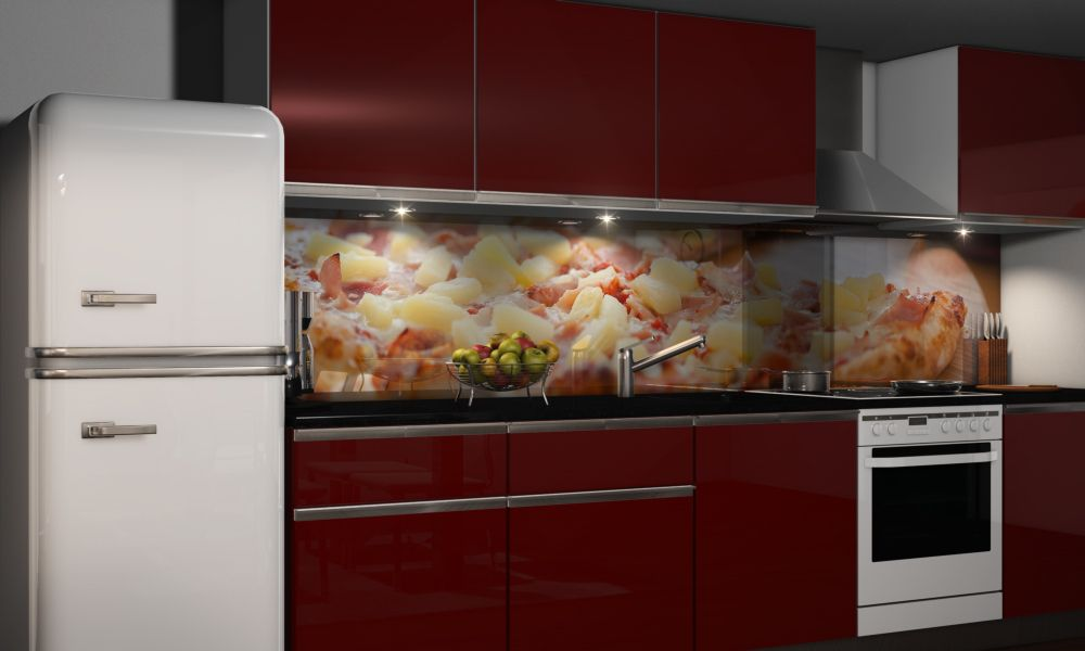 Klebefolie Küchenrückwand klebefolie küchenrückwand möbel wohnen kuechenrueckwand folien
