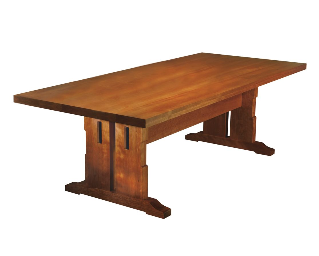 Beal Trestle Dining Table
