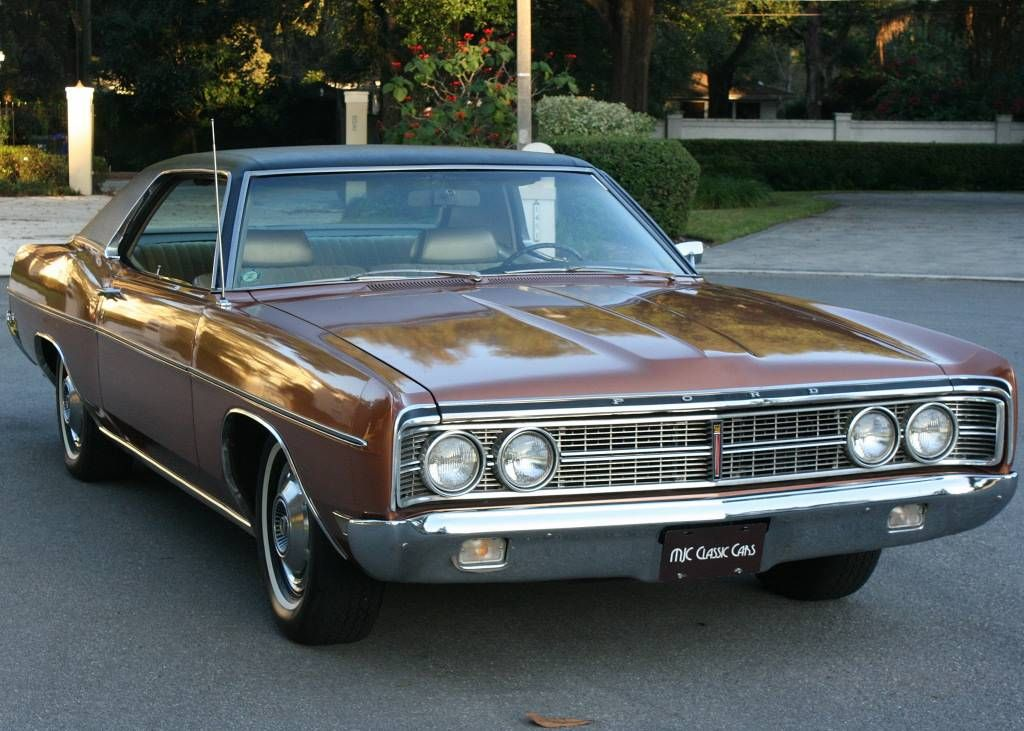1970 Ford Galaxie 500 | Old Rides 4 | Pinterest | Ford galaxie, Ford ...