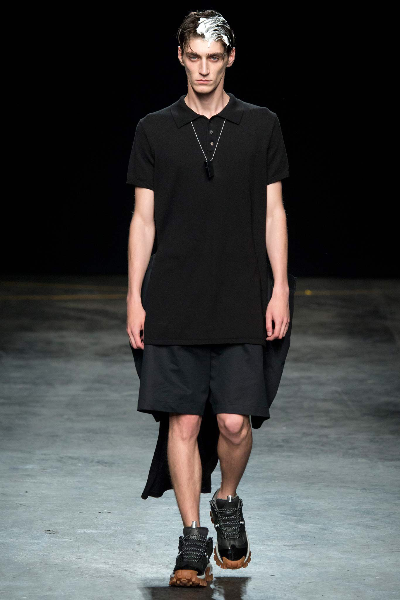 Christopher Shannon, Look #2