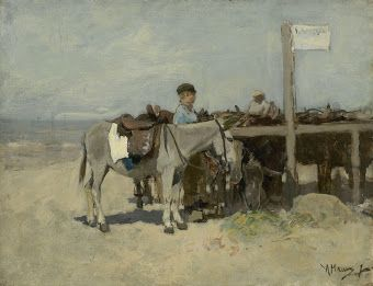 Beginnend kunstenaar - Van Gogh Museum