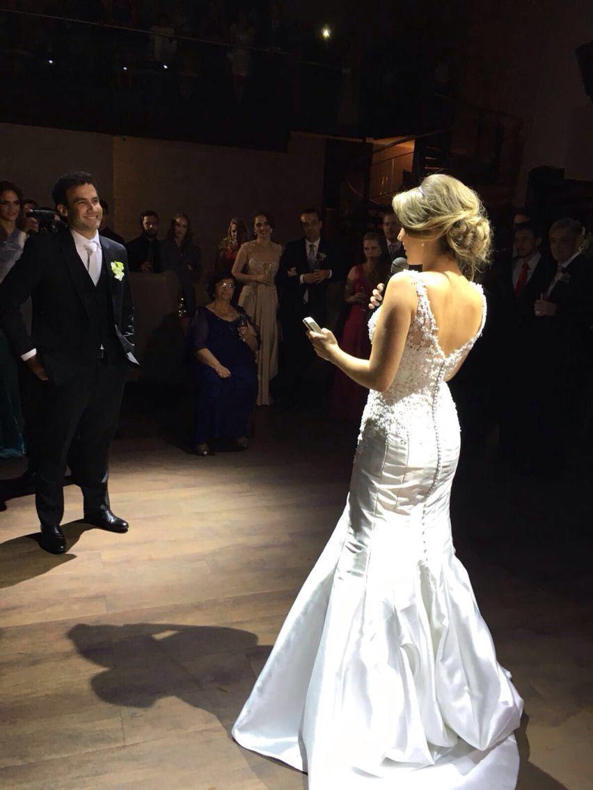 Noiva Mari joias Alessandra Cazzaro