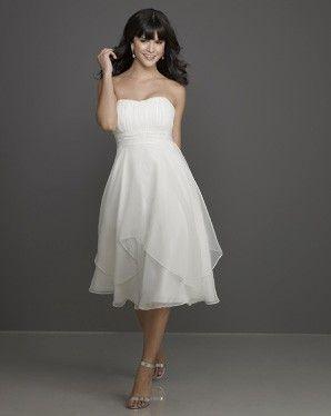 Tea Length Bridesmaid Dresses Under 100