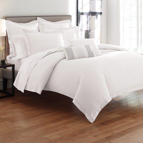 Bellora Linen White Duvet Cover 100 Linen Bed Bath Beyond