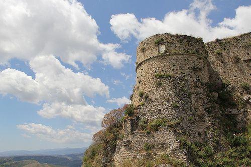 Gerace, Calabria, Italia Calabria, Italy in 2019