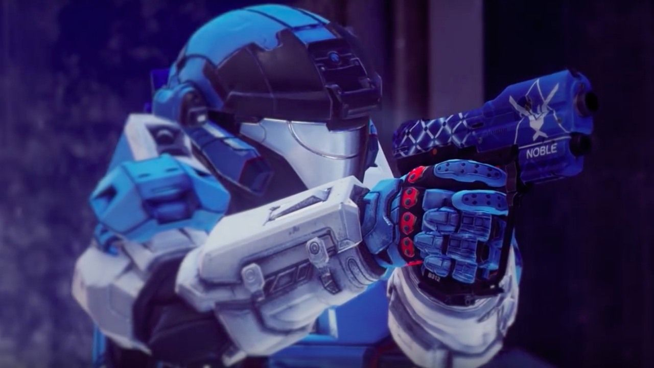Halo 5 Guardians Official Memories of Reach Launch