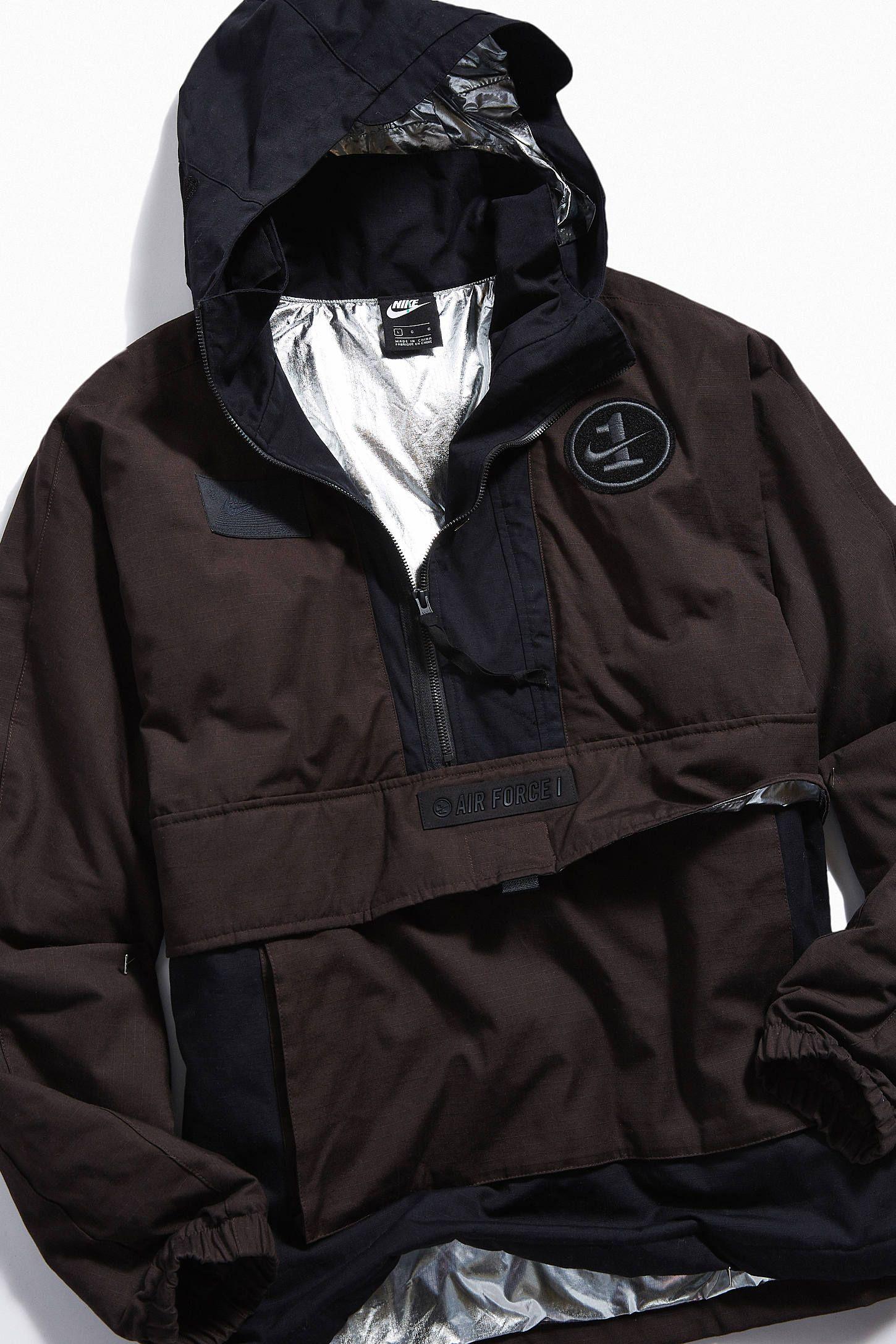 7ecca7f71 Nike Air Force 1 Woven Jacket   luke franz 2018 Christmas list ...