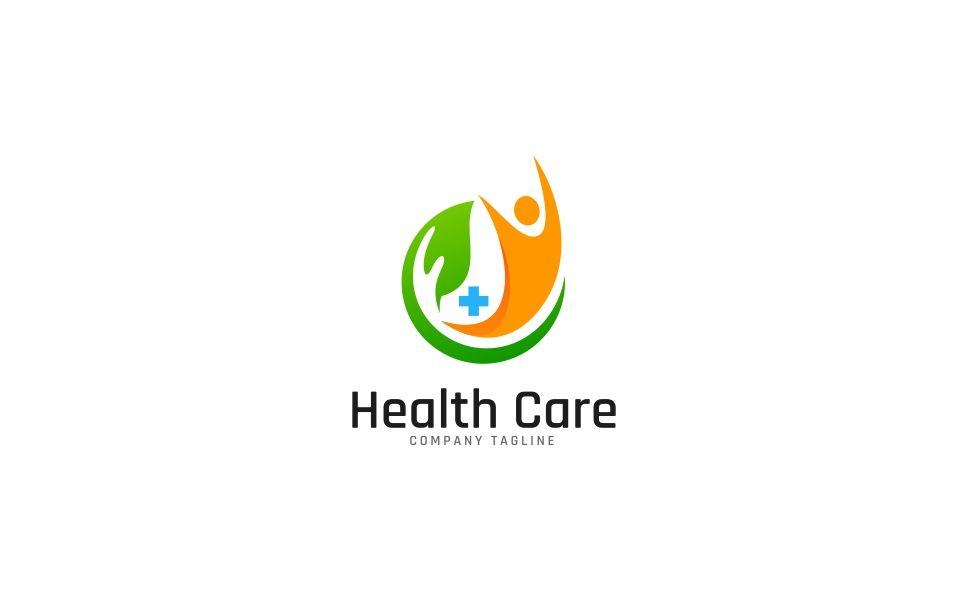 Healthcare logo design health care
