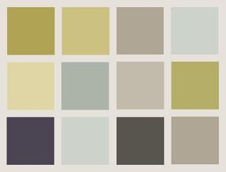 Color Love Sherwin Williams Top Row