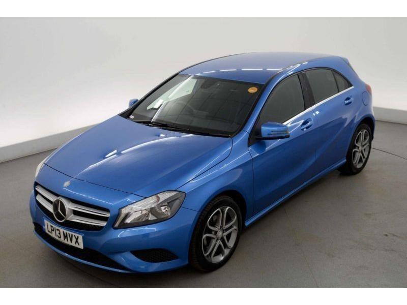 Mercedes-Benz A Class A180 CDI BlueEFFICIENCY