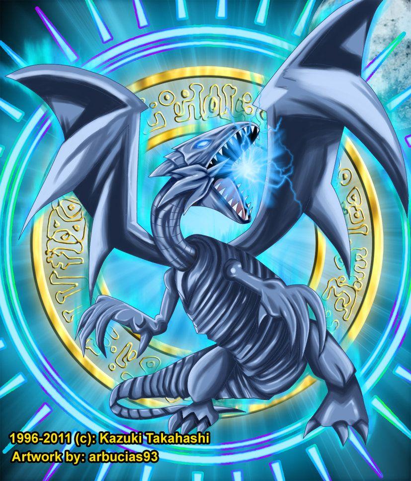Blue Eyes White Dragon Wallpaper Wallpapersafari White Dragon