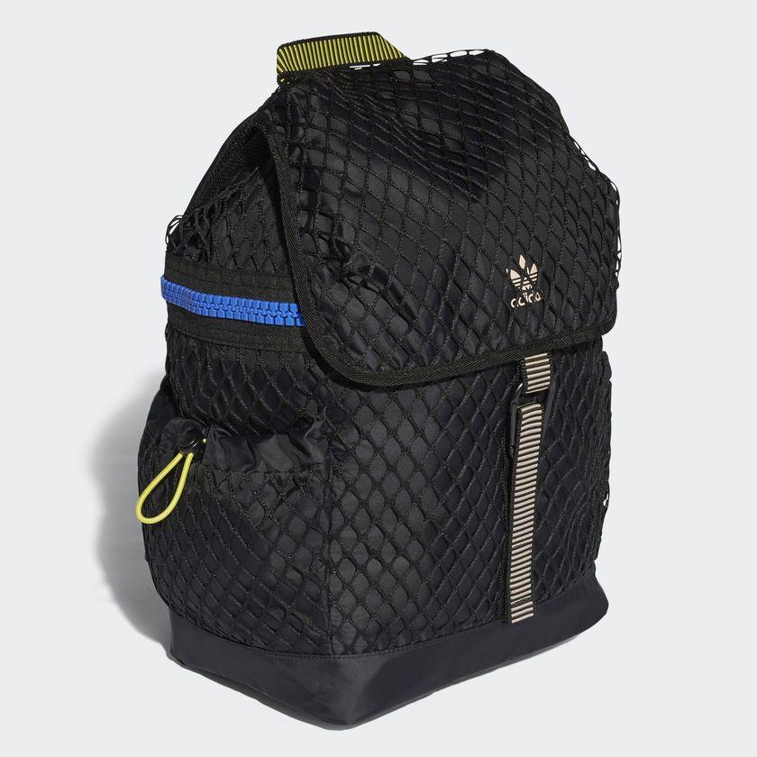 476b3a7f07 adidas Backpack - Black