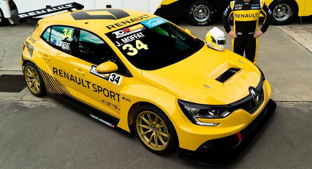 2020 Renault Megane R.S. TCR Racer Unveiled In Australia