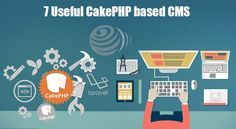It's quite easy to come across a number of open source web application frameworks over internet, while the most successful is CakePHP. Here we bring to you some useful CakePHP based CMS that can help you in the long run.