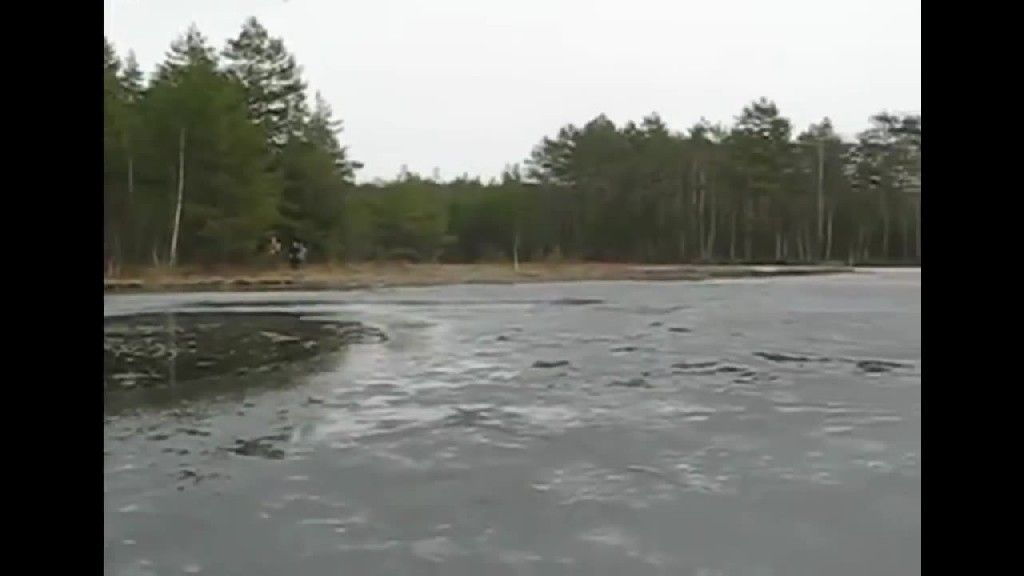 LiveLeak.com - Loch Ness monster spotted in Russia