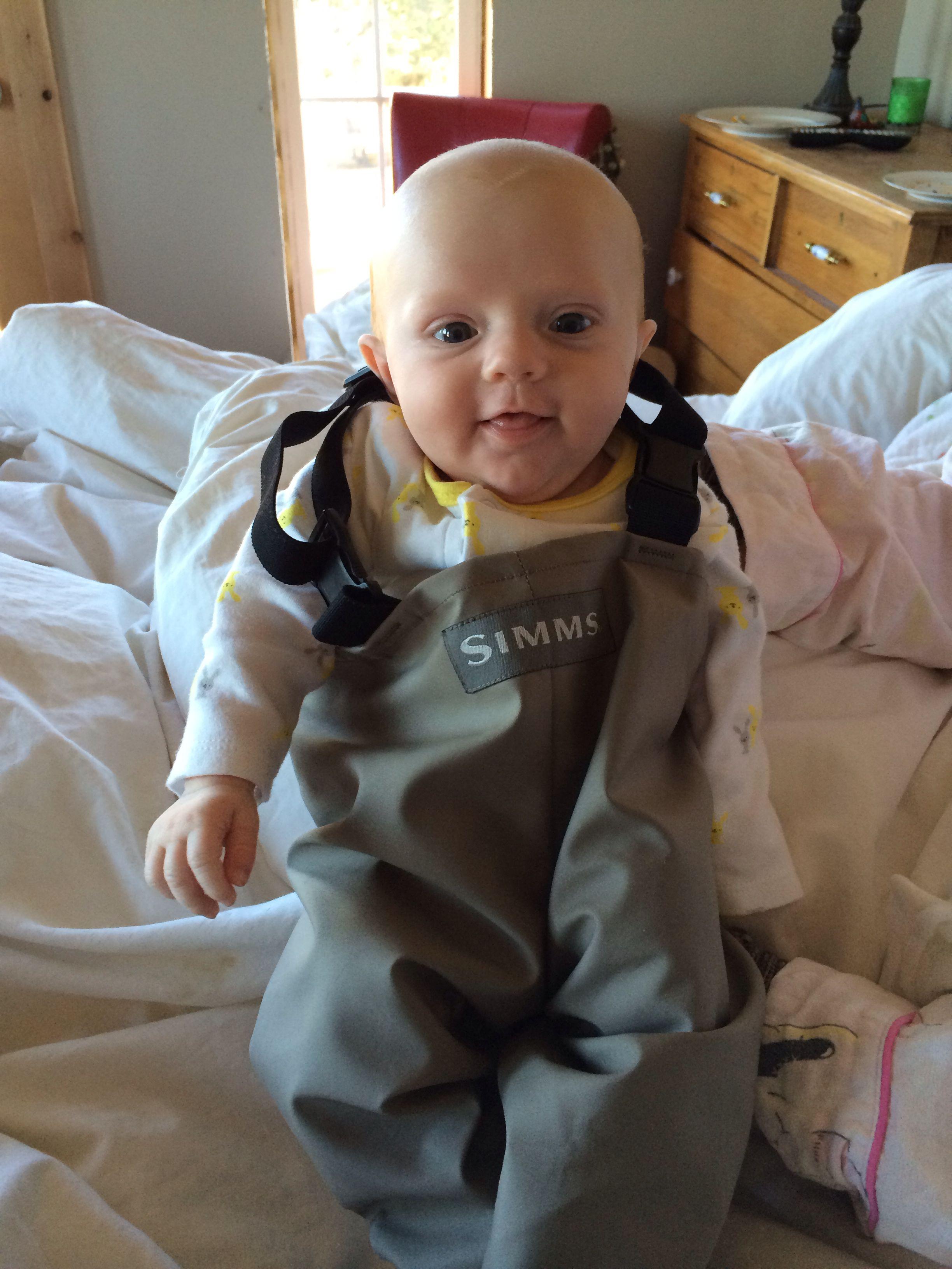 Baby waders Hayden Ellen Giles❤