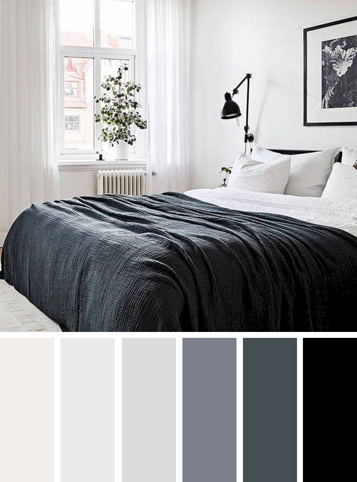 The Best Color Schemes For Your Bedroom Bedroom Color Schemes
