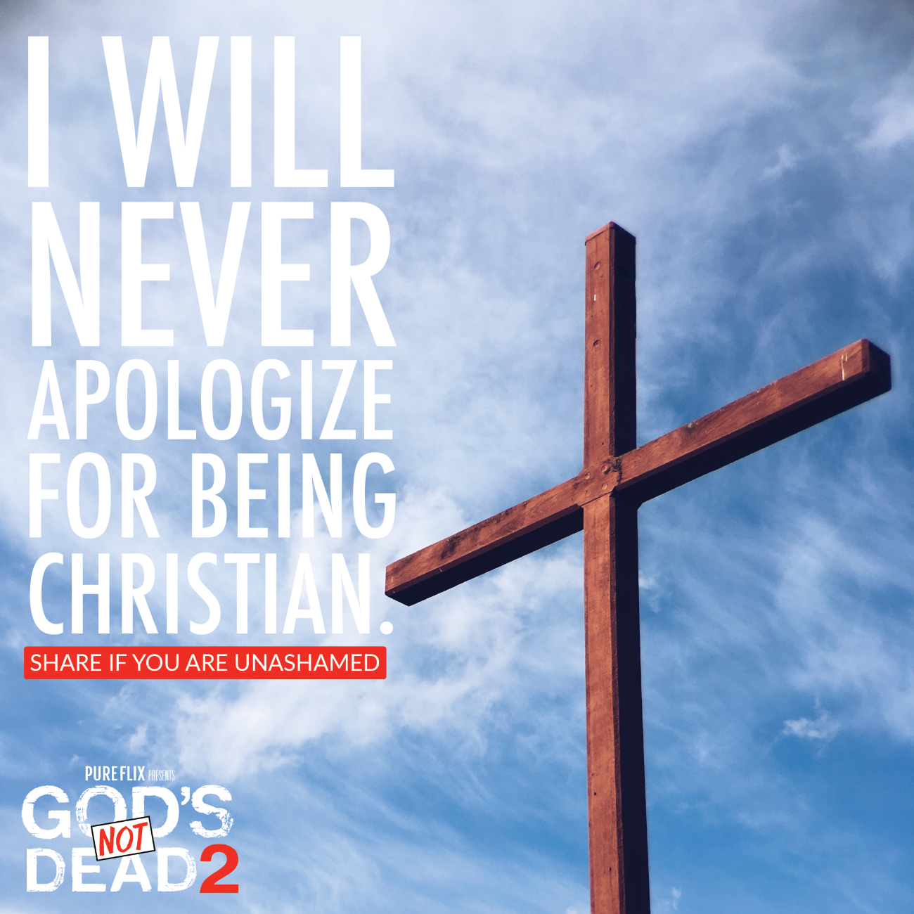 I will never apologize for being christian share if you agree bible biocorpaavc Image collections