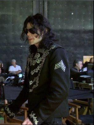 Michael Jackson This is It rehersals