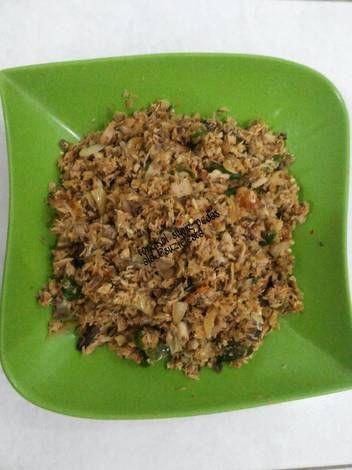 Resep Ikan Tongkol Suwir : resep, tongkol, suwir, Seafood