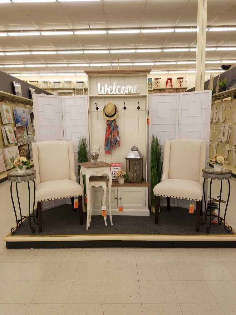 Hobby Lobby furniture  Farmhouse decor living room, Furniture, Decor