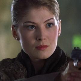 Miranda Frost (Rosamund Pike) - Die Another Day (2002)