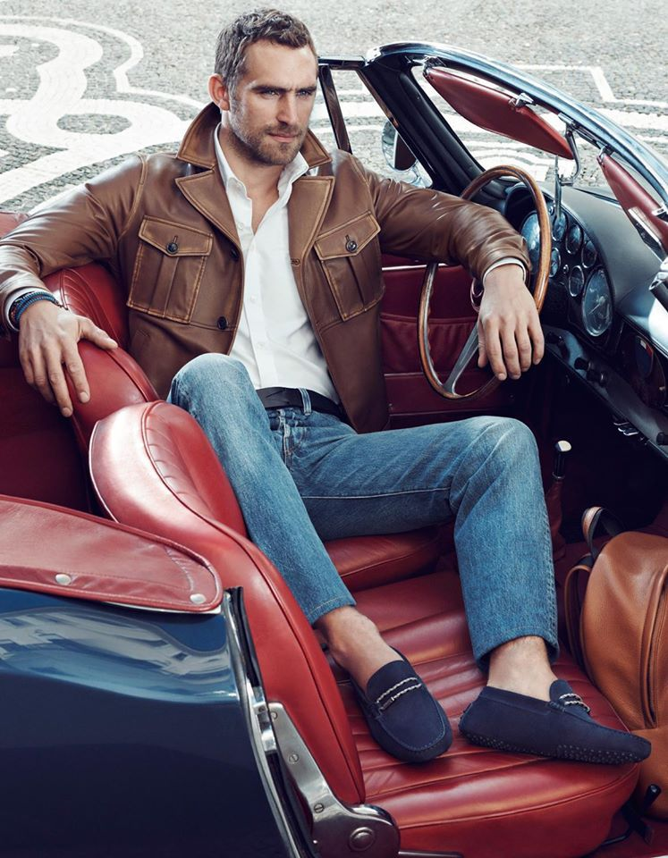 c6ab3fcd2f1 Tod's introduces its stylish Men's Spring Summer 2016 Campaign. Discover  the new Collection at tods.com #tods #SS16