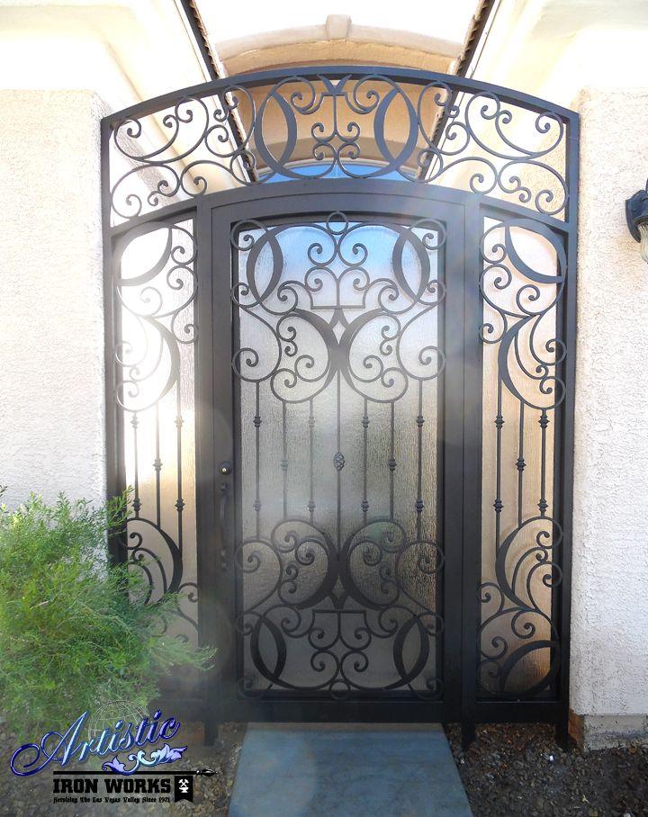 Courtyard Entry Gates Courtyard Entry Iron Gates Entry Gates